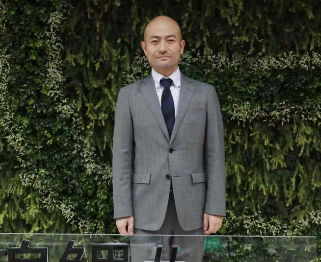 广汽丰田市场营销部副部长清水卓治