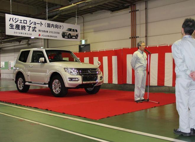 三菱宣布在日本停产帕杰罗 中国市场不受影响