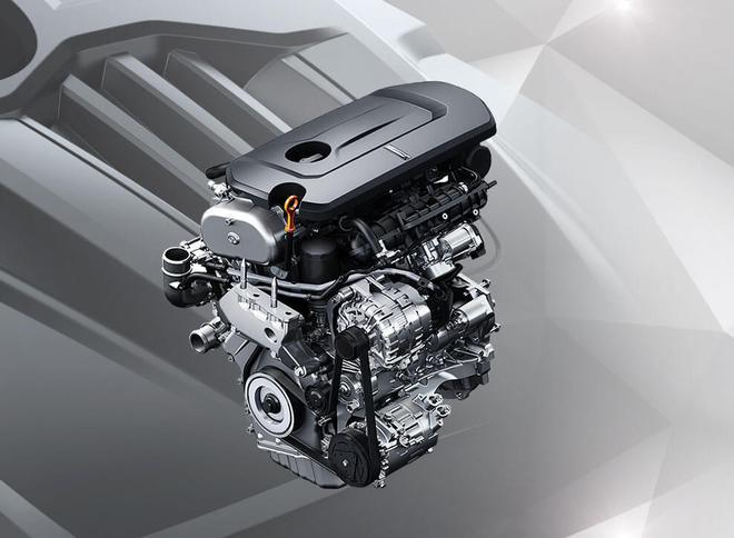 WEY VV5升级款发动机(官方图)
