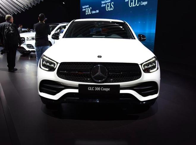 2019纽约车展:新款奔驰GLC Coupe发布