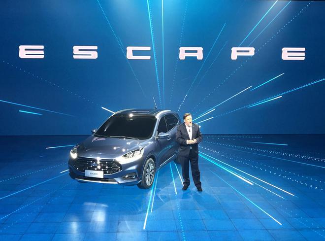 """""""福特中国2.0""""战略发布 未来3年在中国推出超30款车型"""