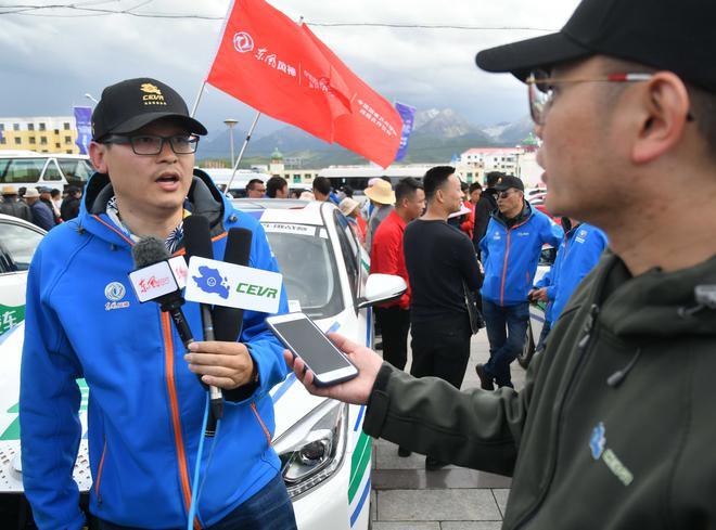东风汽车集团有限公司乘用车公司新业务部售后服务督导王琳