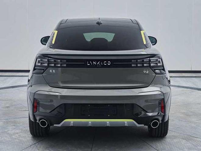 领克05申报信息曝光 Coupe SUV造型