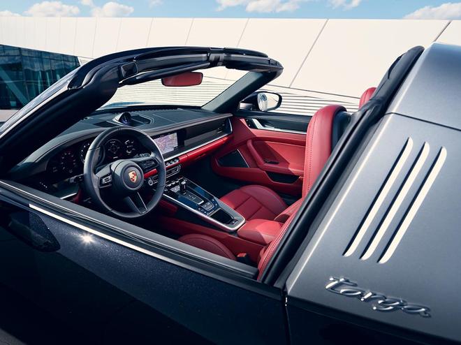 全新保时捷 911 Targa正式发布 售价149.9- 169.5万元