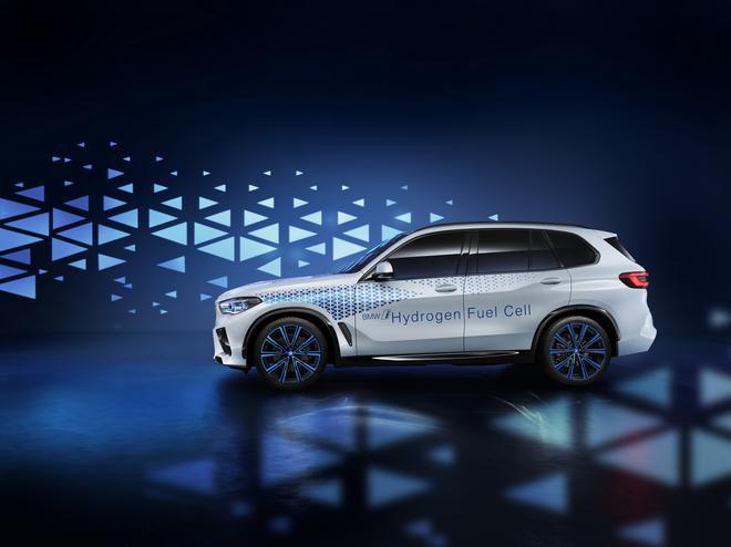 纯电动最佳代表 宝马X5氢动版将于2022年量产