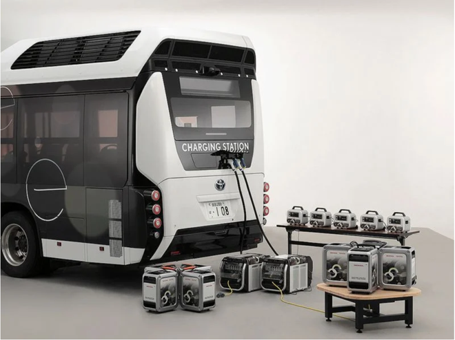 丰田和本田联手 合作开发移动发电系统