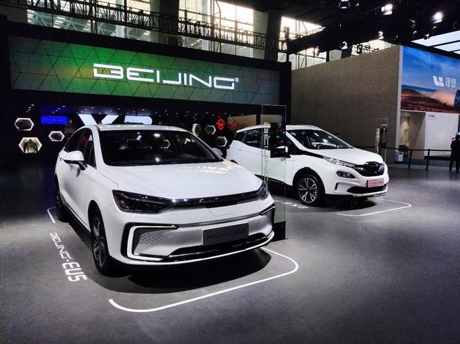 """2020广州车展:""""老北京""""玩起粤语文化 BEIJING汽车携多款车型亮相"""