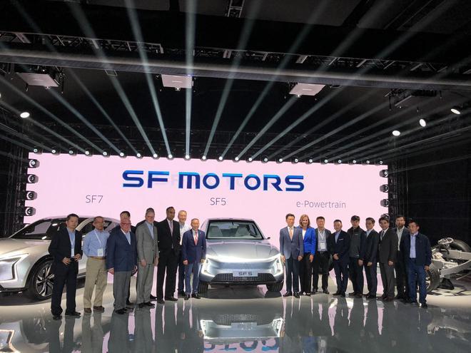 硅谷造车新势力SF MOTORS首发 特斯拉要小心了