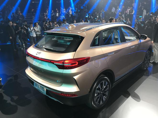 2018北京车展:威马EX6正式发布
