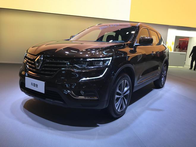 2018北京车展:雷诺EZ-GO概念车发布