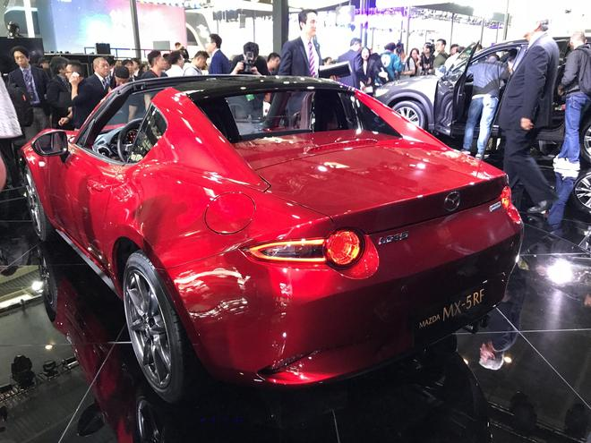 2018北京车展:马自达多款新车正式发布
