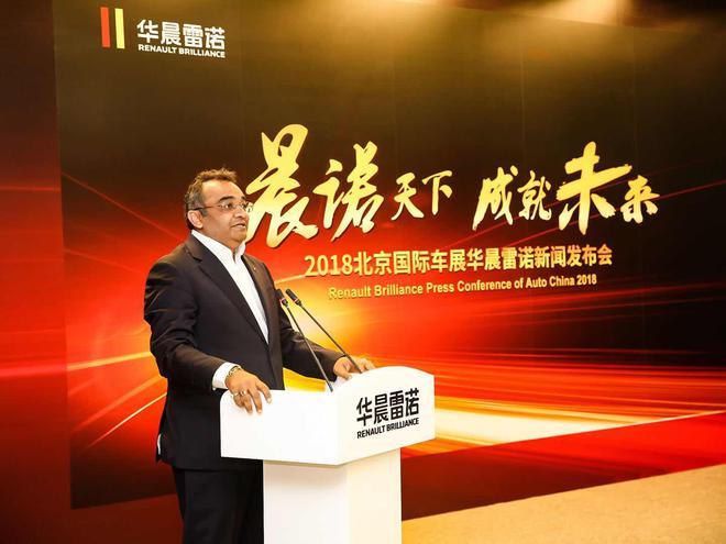 雷诺日产轻型商用车业务部门高级副总裁Gupta