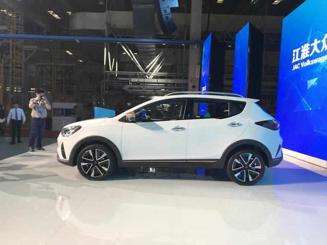 江淮大众思皓E20X将于9月28日正式上市
