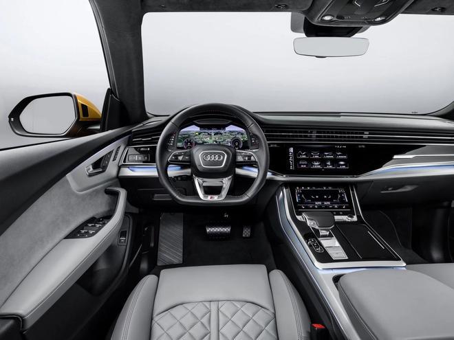 全新旗舰SUV 奥迪Q8全球首发