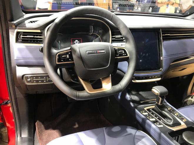 2018重庆车展: 欧尚COS1°启动预订 预售12.98万元
