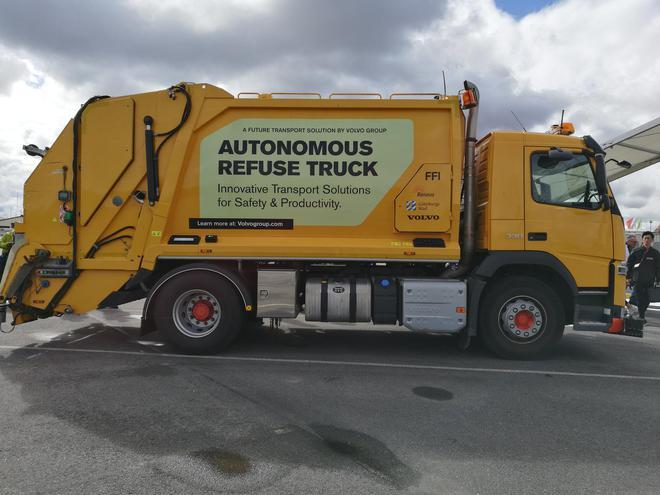 走进哥德堡 揭秘沃尔沃卡车最新技术创新