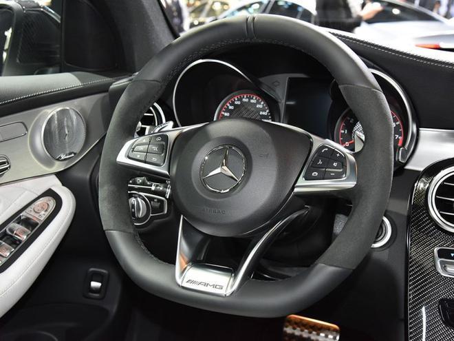 梅赛德斯-AMG GLC 63系列预售 99万元起