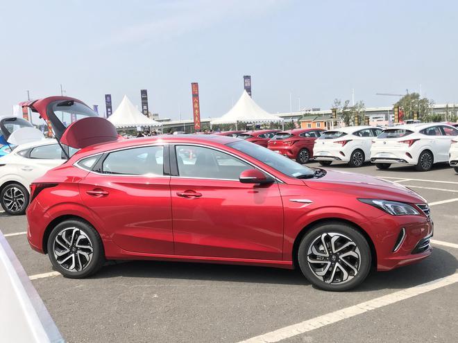 新一代长安逸动XT预售价公布 7.79万起