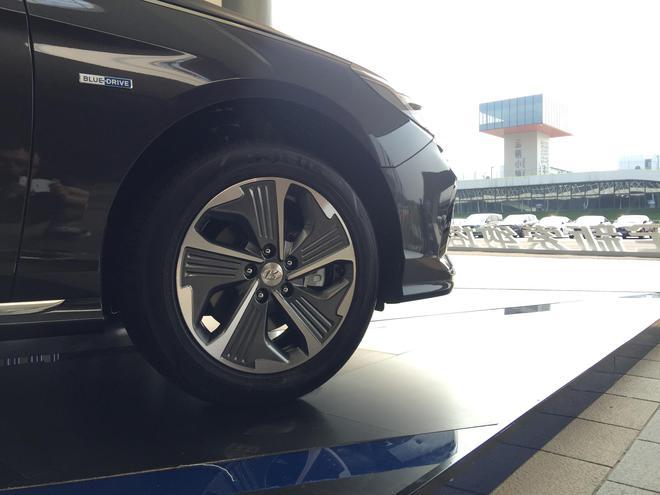 售18.98万元起 全新索纳塔混动车型上市