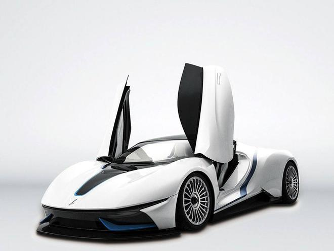 前途K50正式上市 补贴后全国统一售价68.68万元