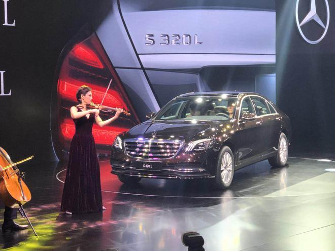 2018成都车展 梅赛德斯-奔驰多款车型上市