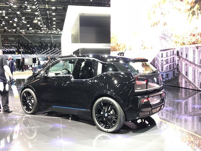 2018巴黎车展:宝马新款i3首发