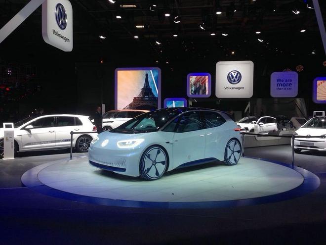傳大眾和福特將組建自動駕駛汽車合資公司