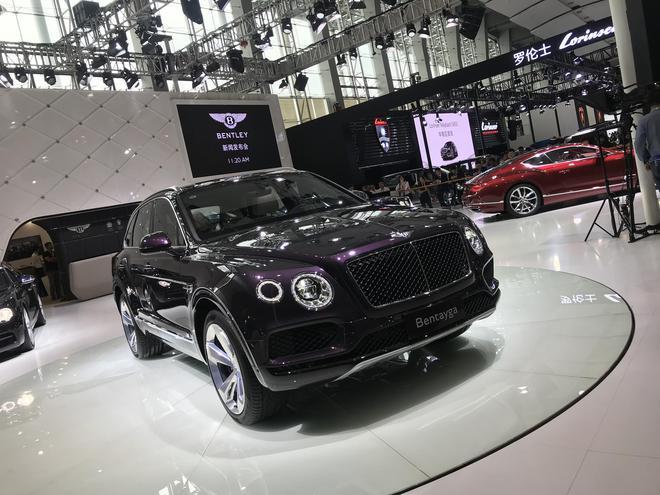 2018广州车展:宾利全新欧陆GT亮相