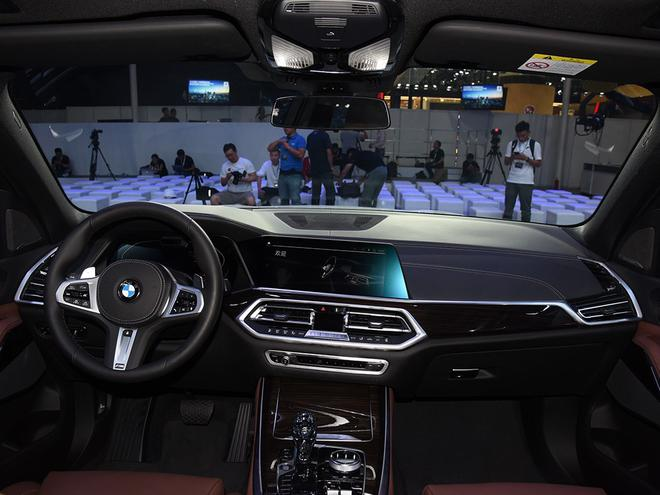 2018广州车展:宝马全新一代X5公布预售价