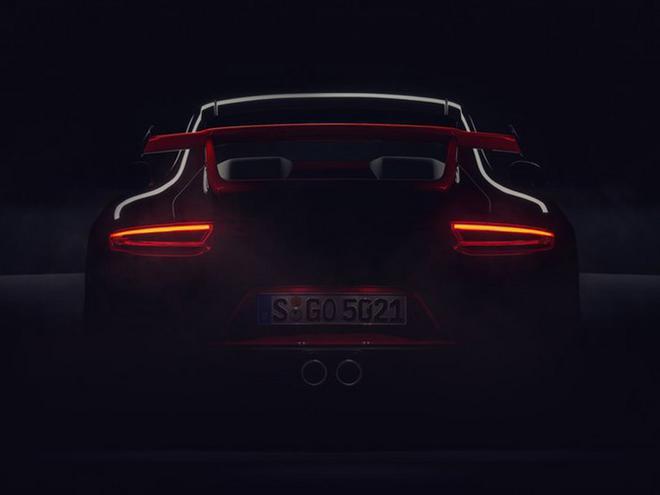 3.2秒破百 保时捷全新911 Speedster谍照曝光