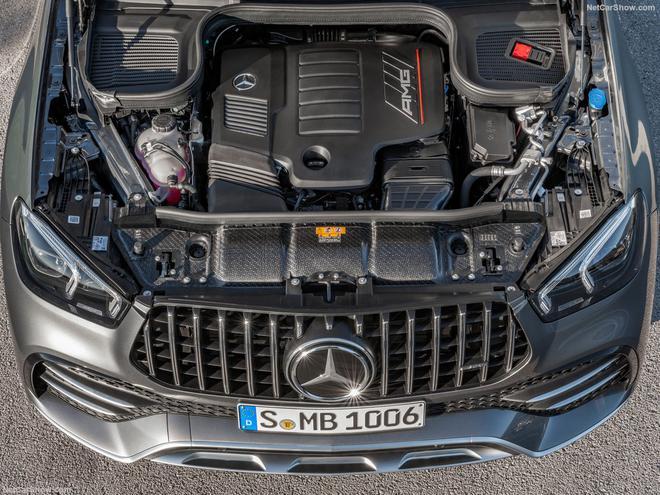 全新奔驰AMG GLE 53官图发布 435马力怪兽