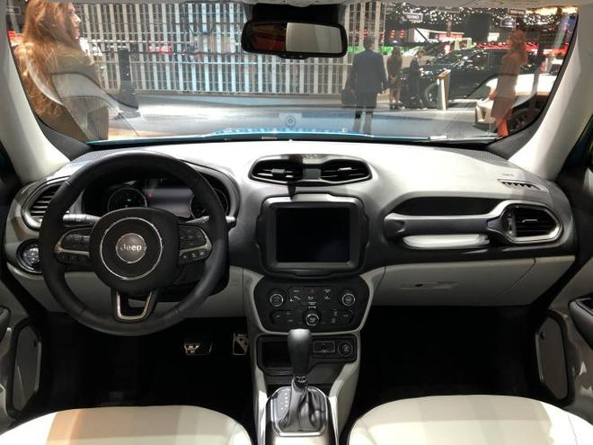 2019日内瓦车展:Jeep多款S版/特别版车型发布
