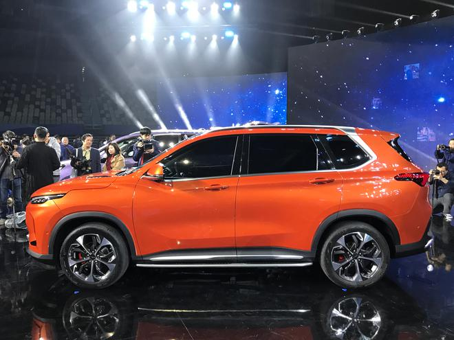 上汽大通D60将于6月上市 或12万起售