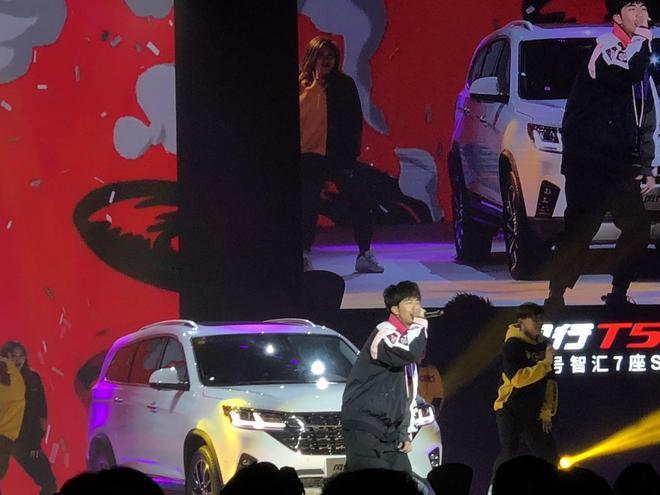 中国有嘻哈选手 辛巴