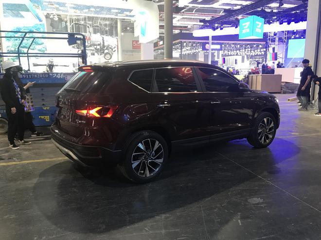 2019上海车展探馆:捷达品牌两款新车