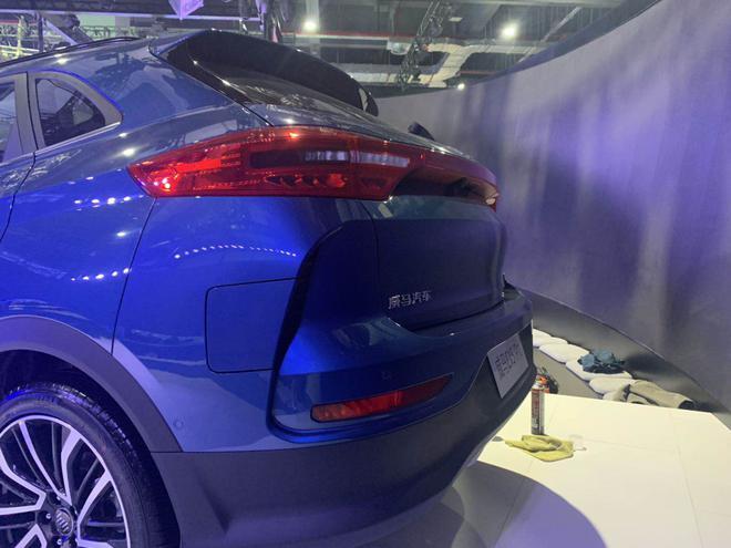 2019上海车展探馆:威马EX5 Pro