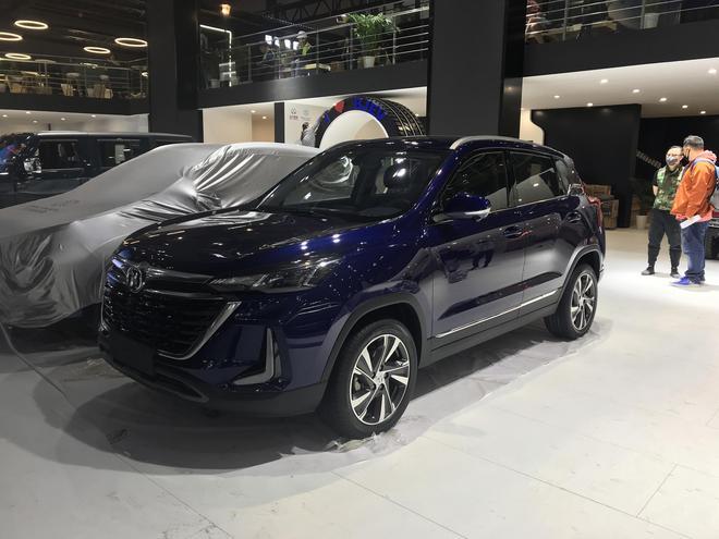 2019上海车展探馆:北汽绅宝智达 汽车殿堂