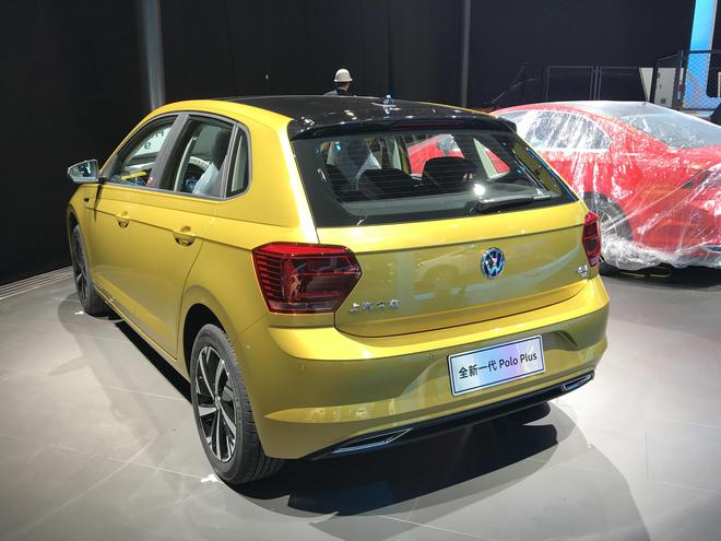 2019上海车展探馆:全新一代Polo Plus 汽车殿堂