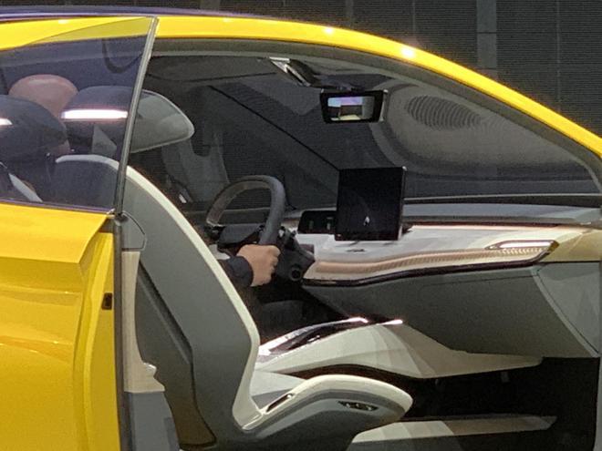 斯柯达品牌日 VISION iV 概念车首发亮相 汽车殿堂