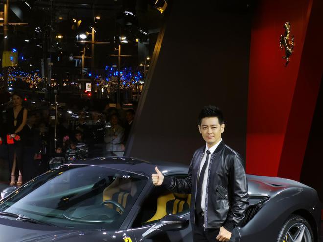 488GTB继任者 法拉利F8 Tributo亚洲首秀 汽车殿堂