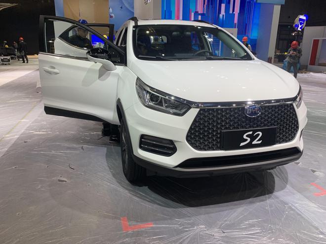 2019上海车展探馆:比亚迪S2
