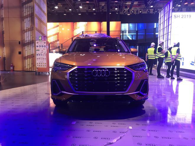 2019上海车展探馆:全新国产奥迪Q3