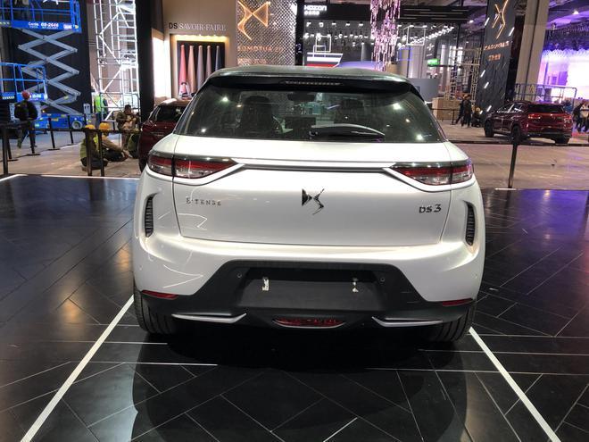2019上海车展探馆:DS3 CROSSBACK将亮相车展