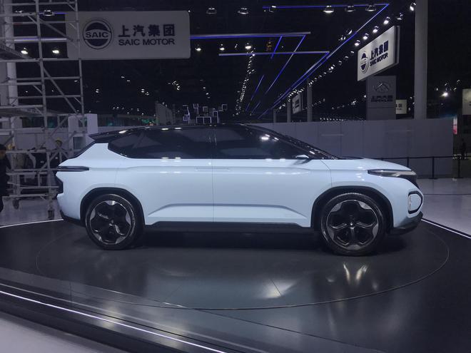 2019上海车展探馆:宝骏RM-C概念车将亮相车展