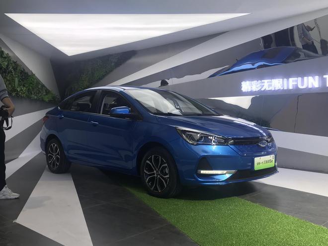 2019上海车展探馆:全新一代艾瑞泽5e
