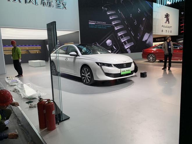 2019上海车展探馆:东风标致508L PHEV