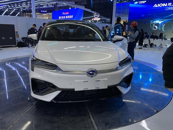 2019上海车展探馆:广汽新能源Aion S将亮相车展