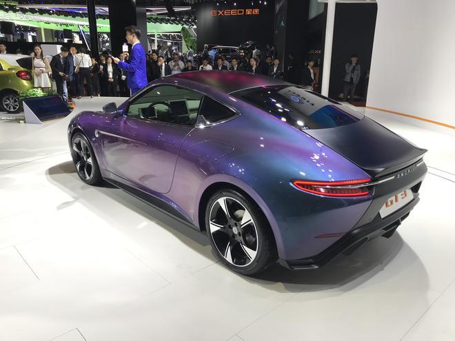 2019上海车展:国机智骏发布4款新车