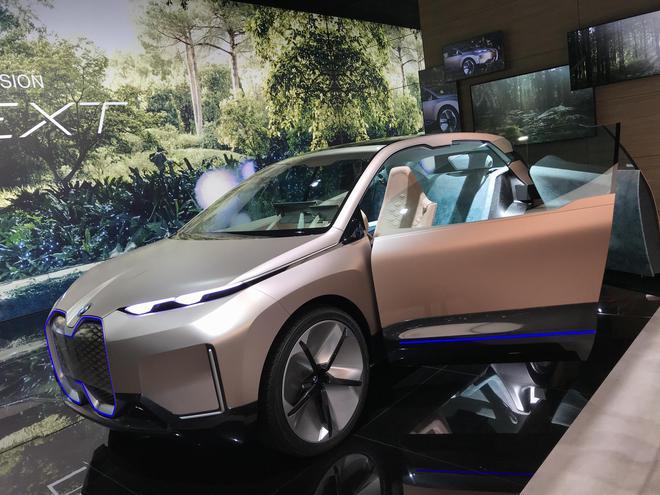 2019上海车展:宝马携多款重磅车型首发