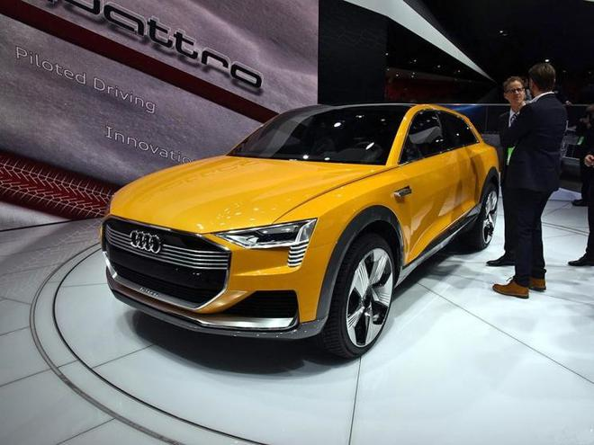 奥迪将推新氢燃料电池原型车